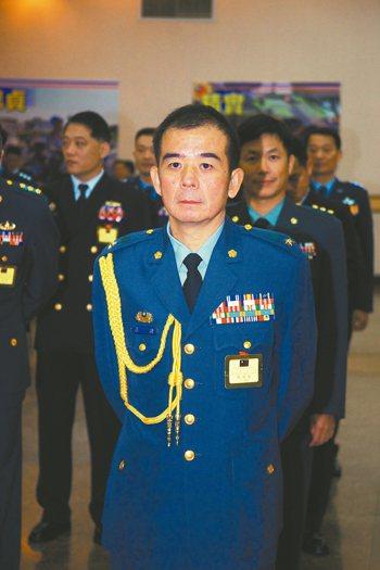 總統府侍衛長張捷中將因國安人員涉嫌走私菸品案被調職。 記者程嘉文/攝影