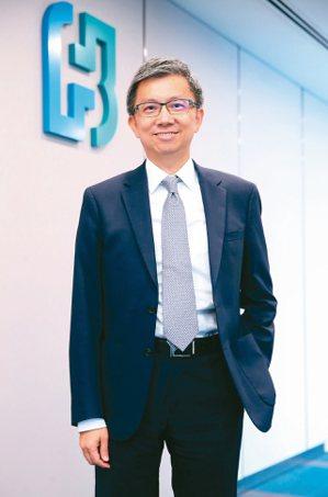 富邦證券金融市場督導資深副總吳仁傑。 記者曾學仁/攝影