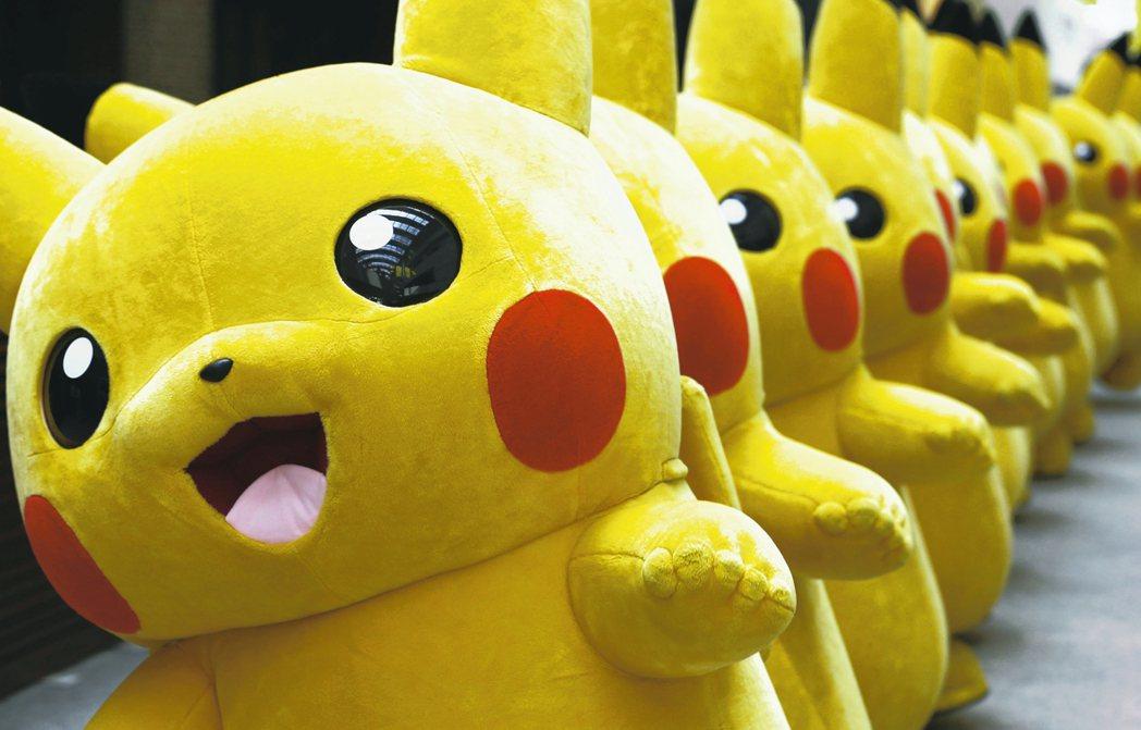 騰訊遊戲宣布將與日本The Pokémon Company合作,共同研發新款遊戲...