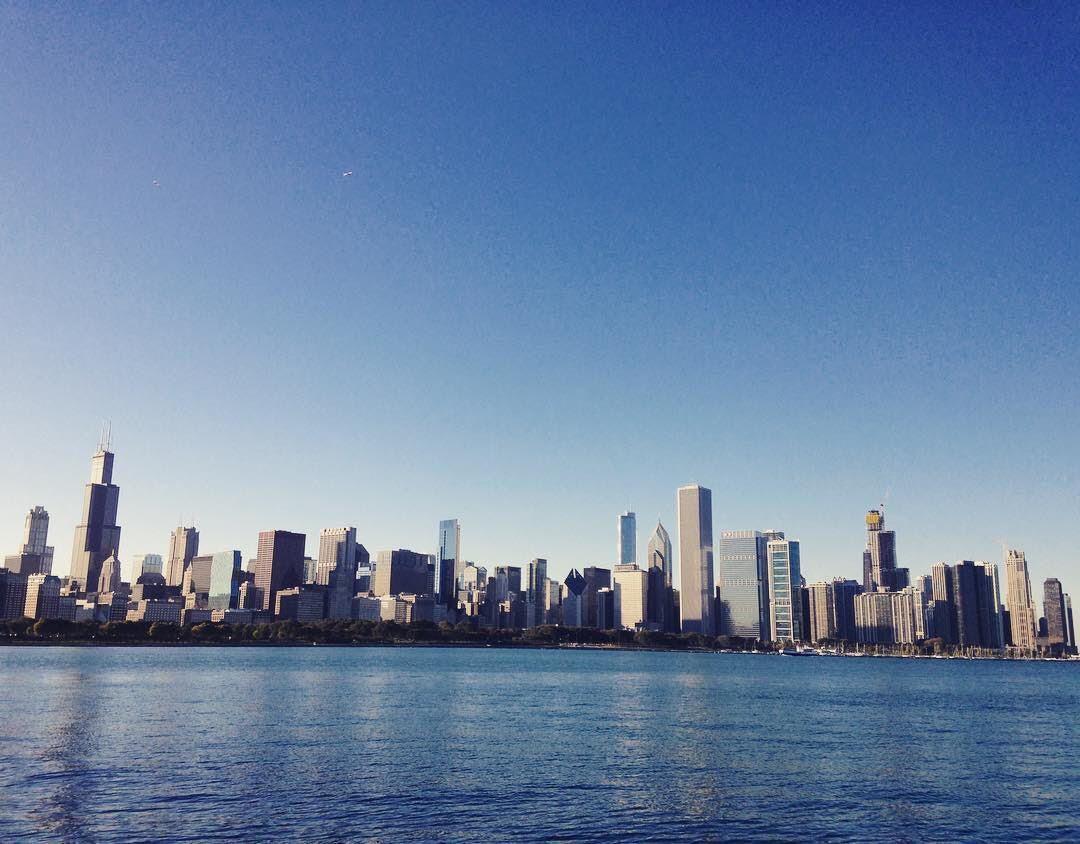 對於「芝加哥市高樓林立可以阻擋龍捲風」的說法,氣象專家反駁。記者吳政儀/攝影