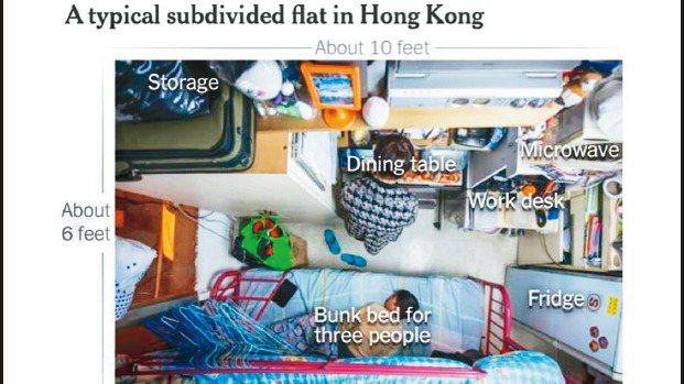 紐約時報報導,在引爆大型示威運動的政治憤怒情緒之下,香港人對他們自身經濟前途有深...