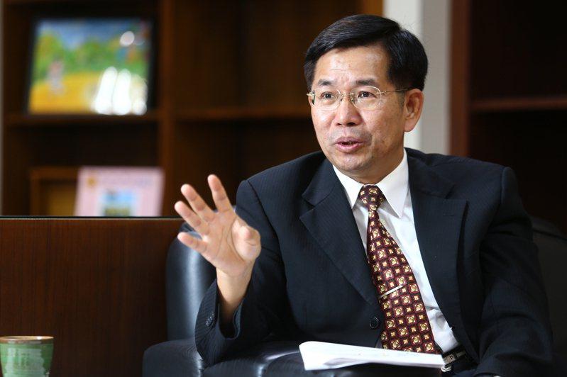 潘文忠表示,為推動新課綱,政府五年投入450億元經費。 圖/聯合報系資料照片