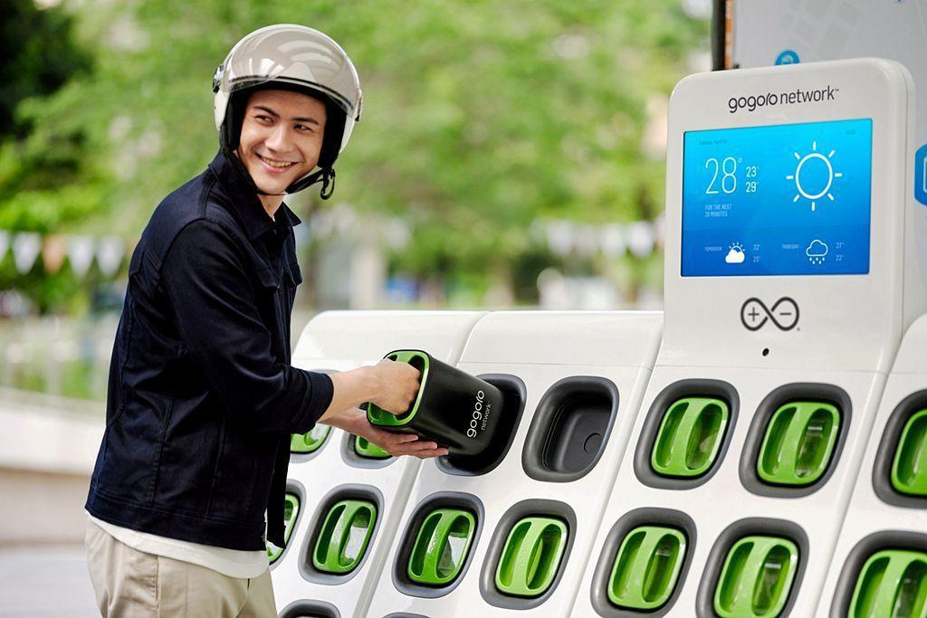 Gogoro在開放式的Gogoro Network™智慧電池交換平台上,發展出廣...