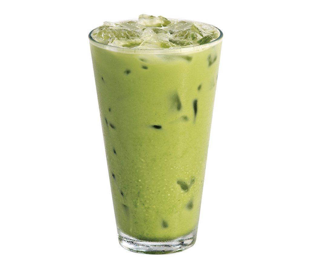 醇濃抹茶那堤。圖/Starbucks提供