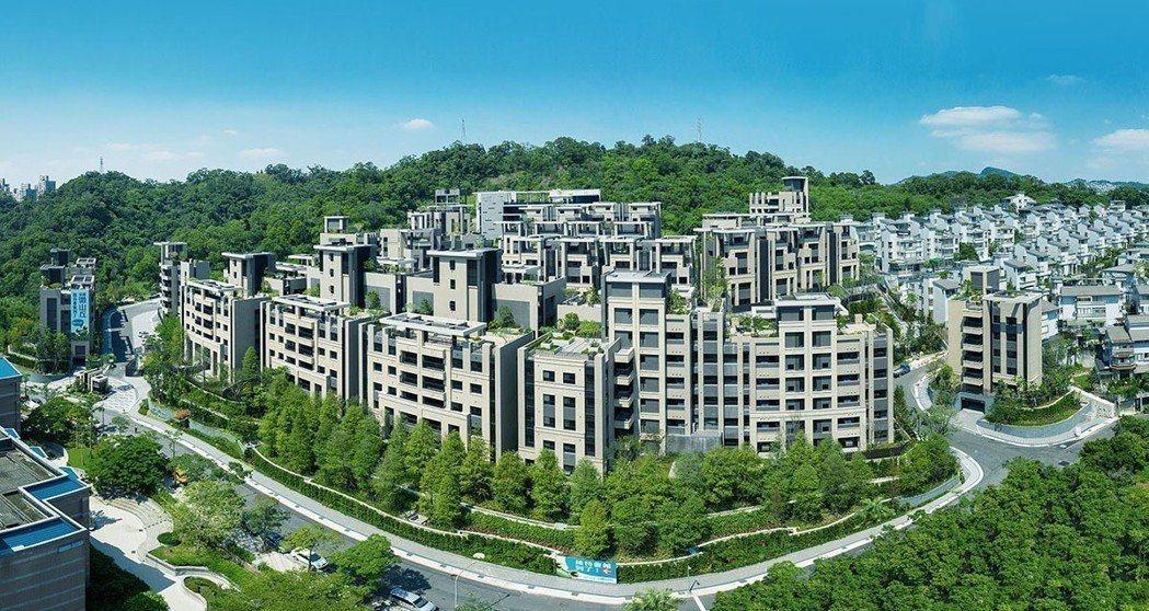 購買大型社區建案,建商的品牌與經營實力是關鍵。圖/冠德建設提供