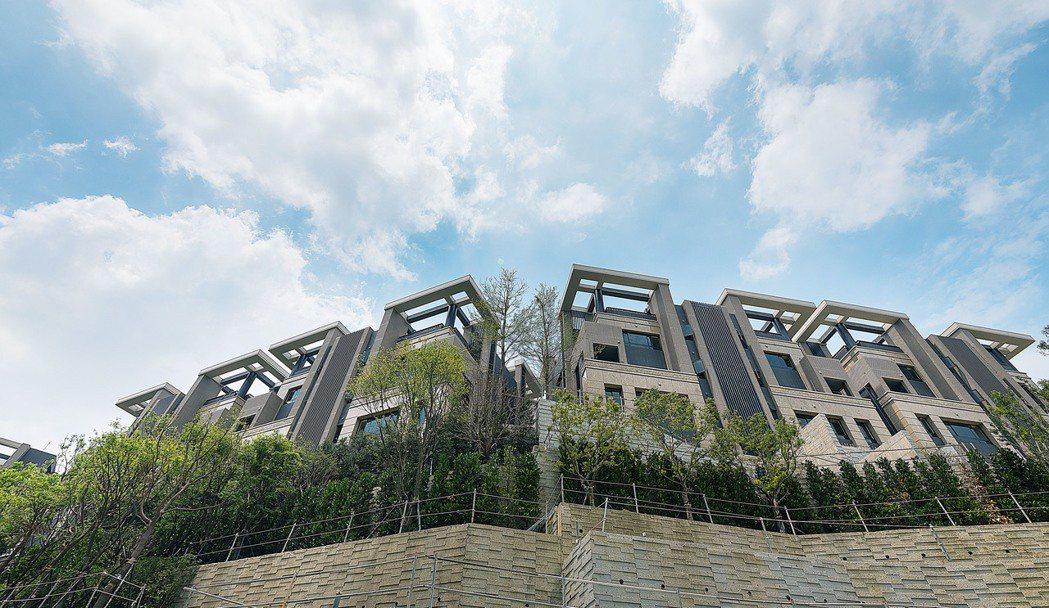 先建後售的「冠德微山丘」品質看得見。圖/冠德建設提供