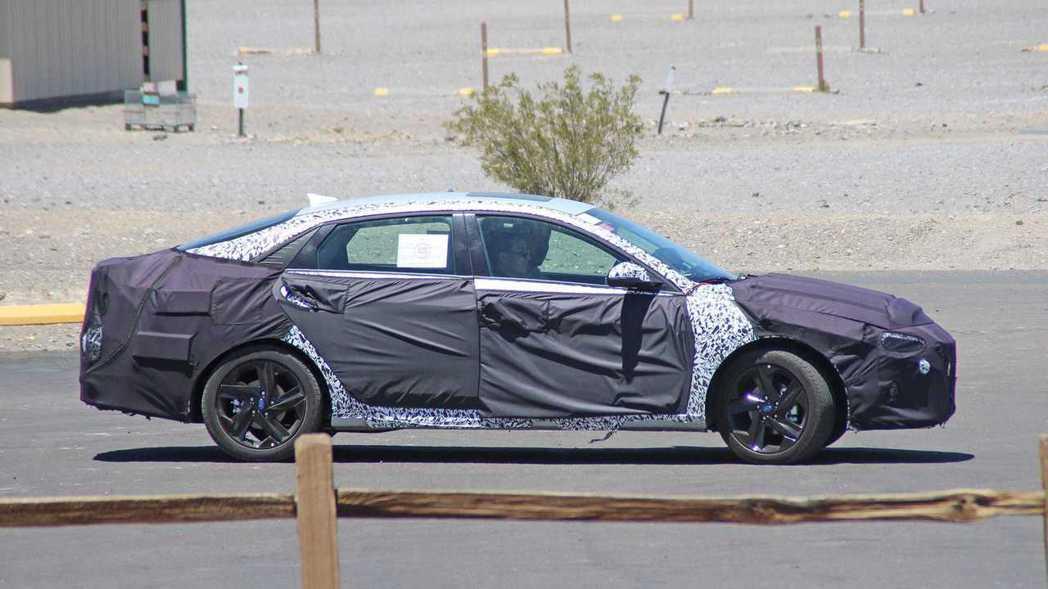 新世代Hyundai Elantra將採用品牌最新的Sensuous Sport...
