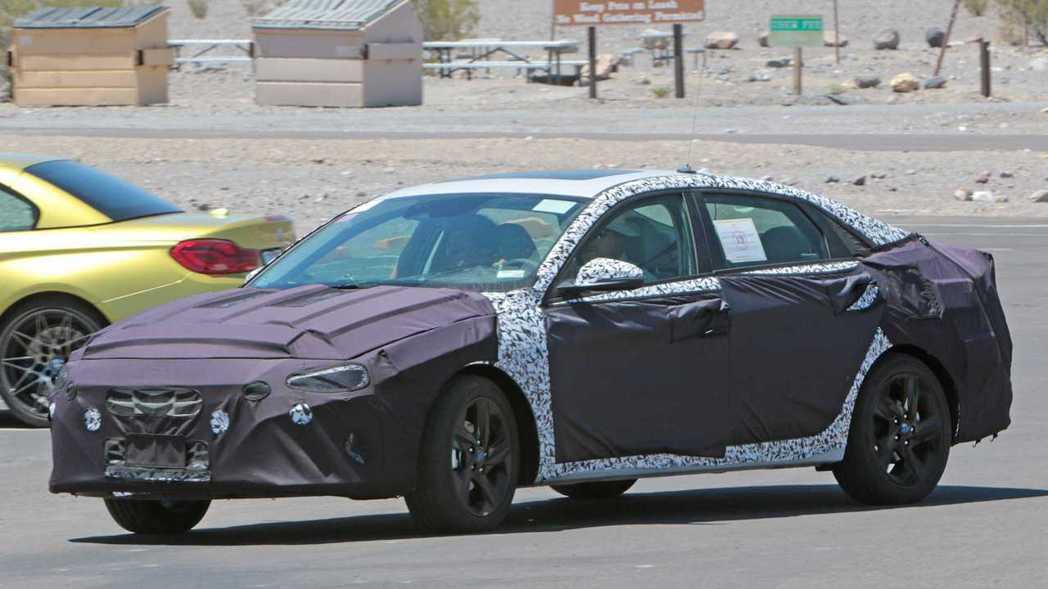 新世代Hyundai Elantra未來可能會推出N Performance車型...