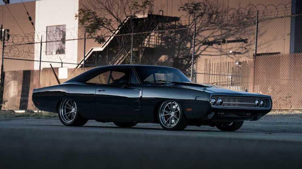 Tantrum外觀是1970 Dodge Charger的樣貌,不過卻是完全不一...