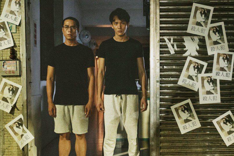 莊凱勛(左)與曹晏豪(右)在劇中飾演兄弟。 圖/公視提供