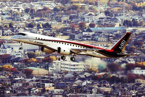 MRJ原型機當中,1號機至4號機陸續飛往美國,展開測試飛行,期望能夠拿到美國聯邦...