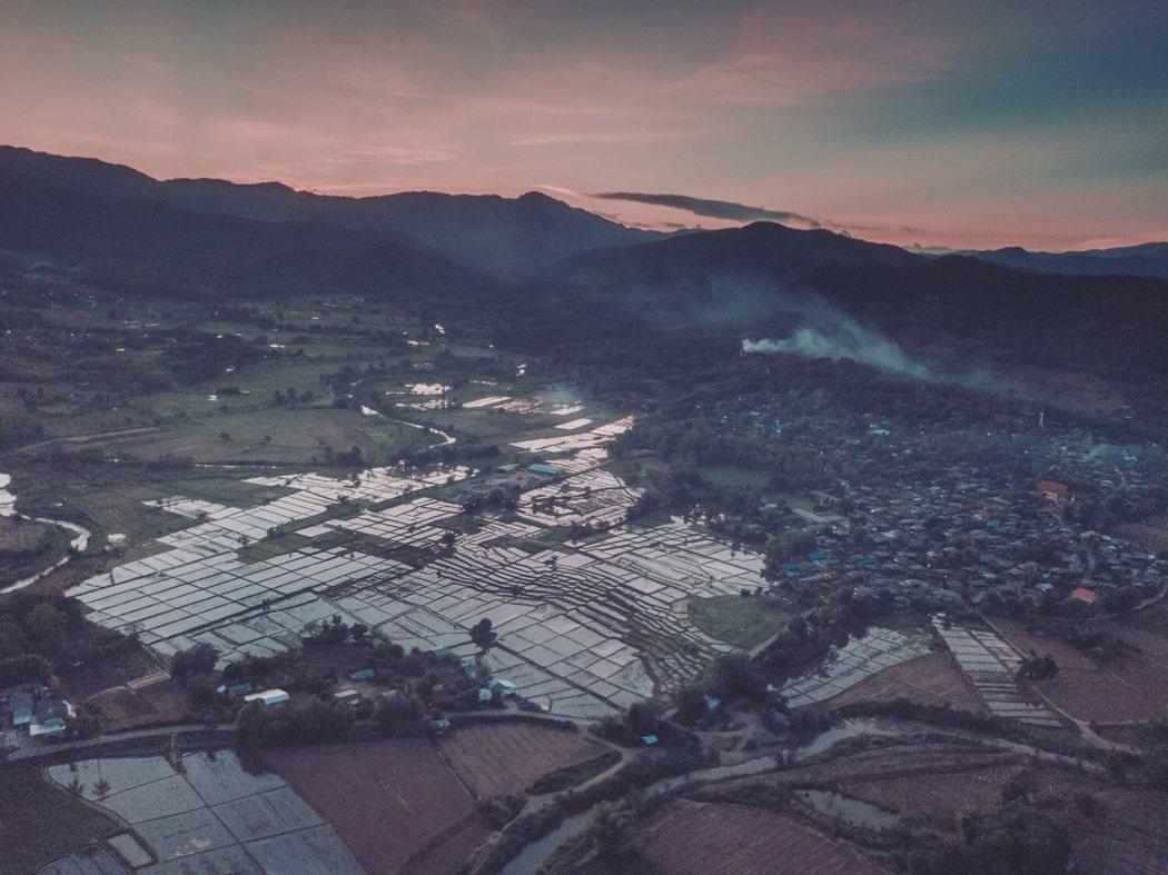 Pai 的秘密日落景點