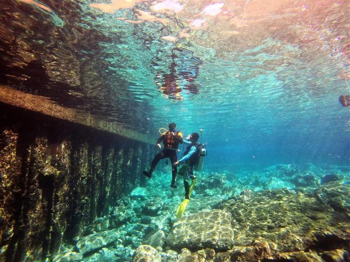 ▲台灣離島6大跳島新玩法 – 蘭嶼潛水體驗。(圖/Tripbaa趣吧!亞洲自由行...
