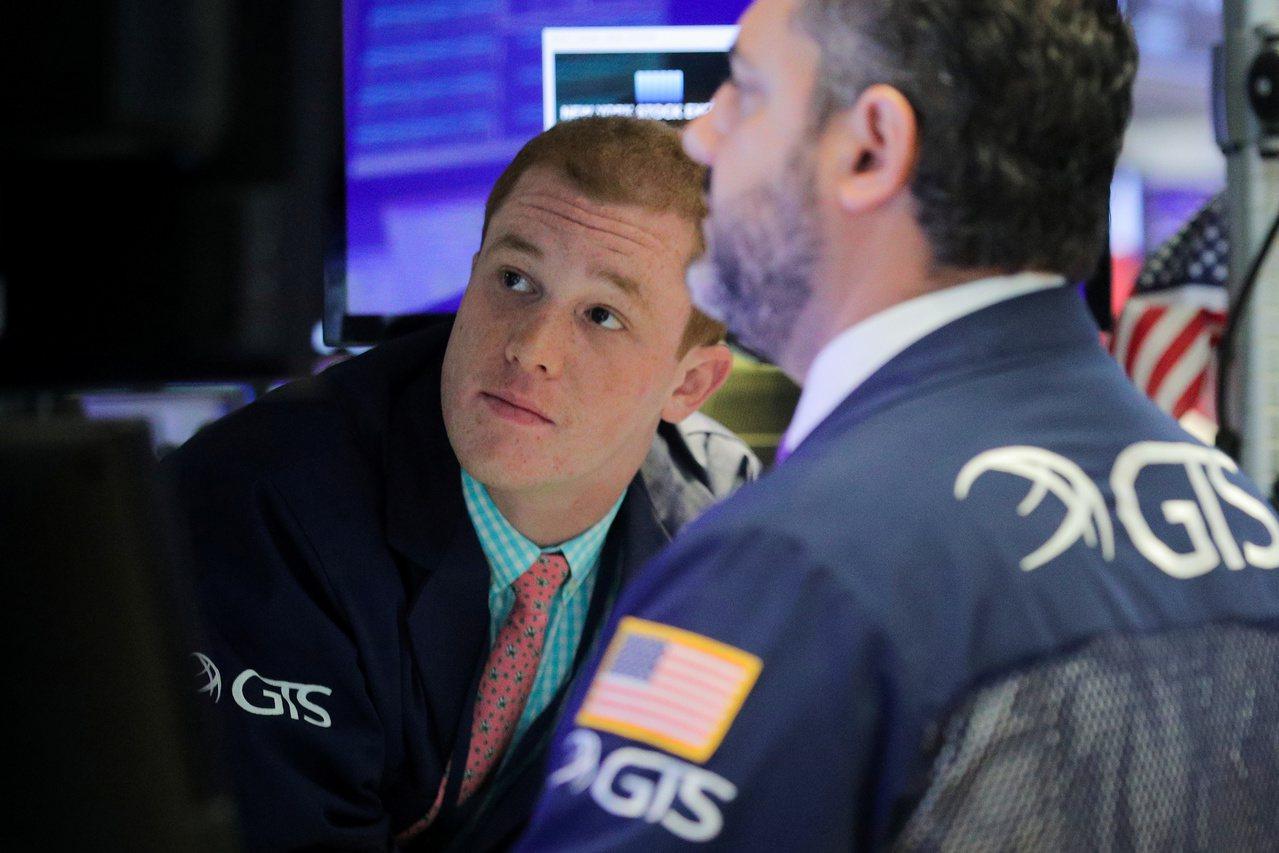 美股周一走高,投資人密切關注本周大型科技公司財報。 路透