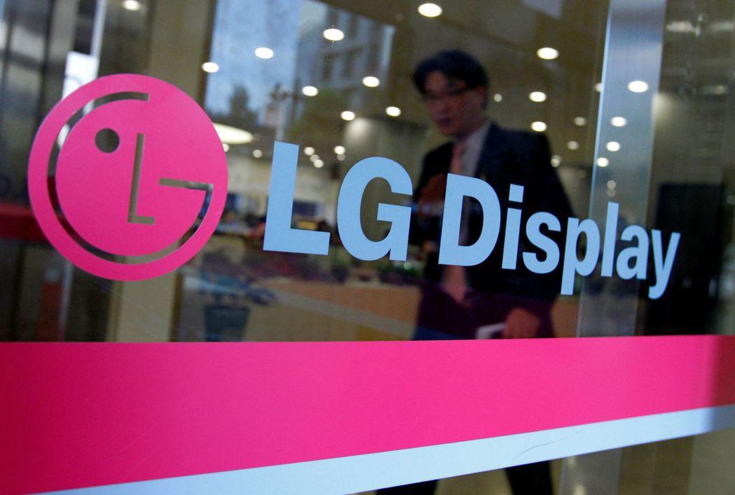 面板需求不佳,LG Display仍大舉投資。路透