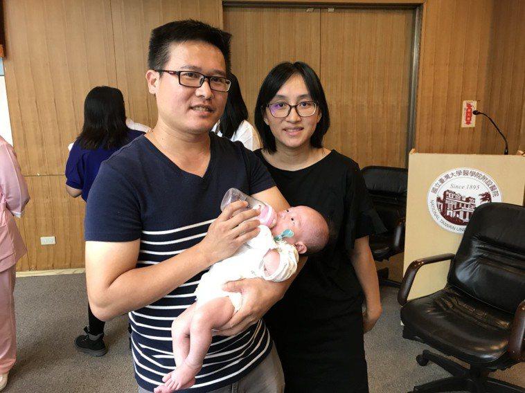 住在彰化、出生僅十天大的吳小弟弟,確診患有先天性心臟病,經當地醫師轉介且台大兒醫...
