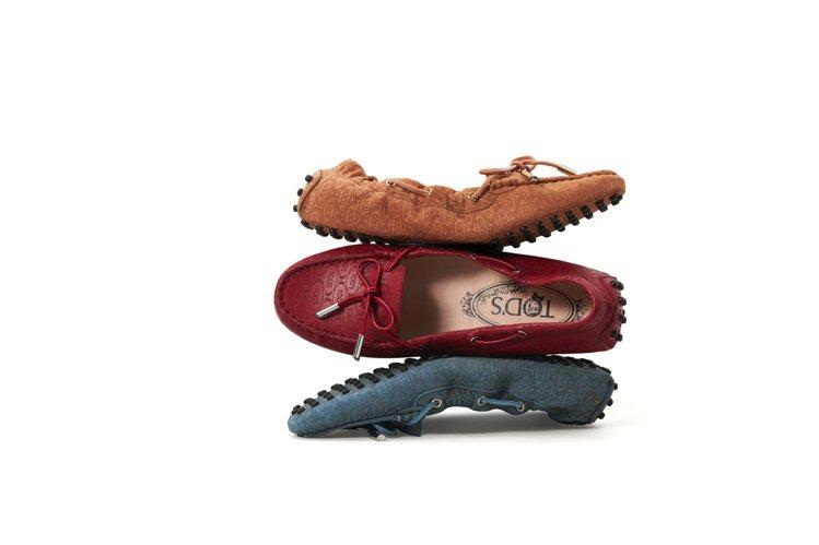 TOD'S T Factory X Alber Elbaz 芭蕾舞豆豆鞋,價格...