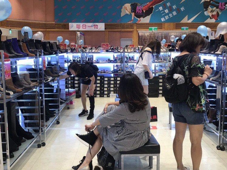 SOGO忠孝館推出「AS集團品牌」Family sale,集團旗下四大品牌推出1...