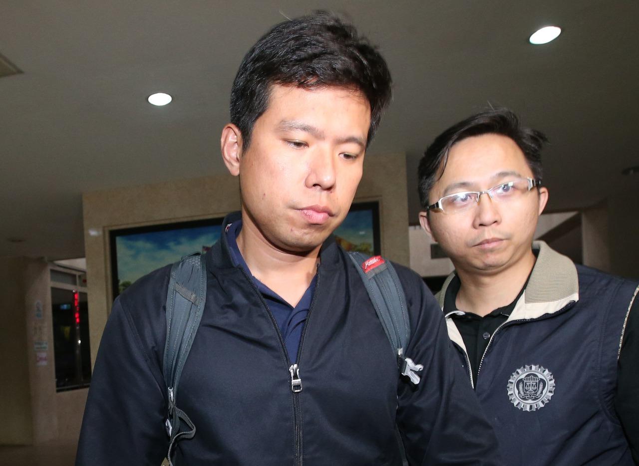 吳宗憲遭檢方羈押禁見。圖/報系資料照
