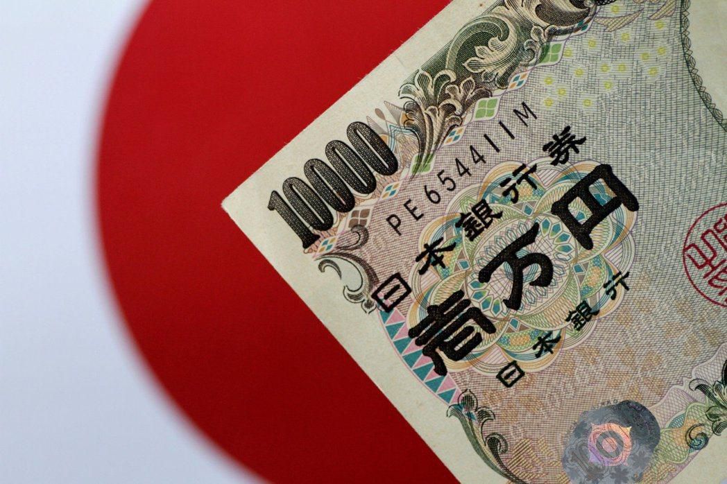 受到新台幣大漲影響,臺灣銀行日圓現金牌告價一早掛牌價就破0.3字頭,以0.299...