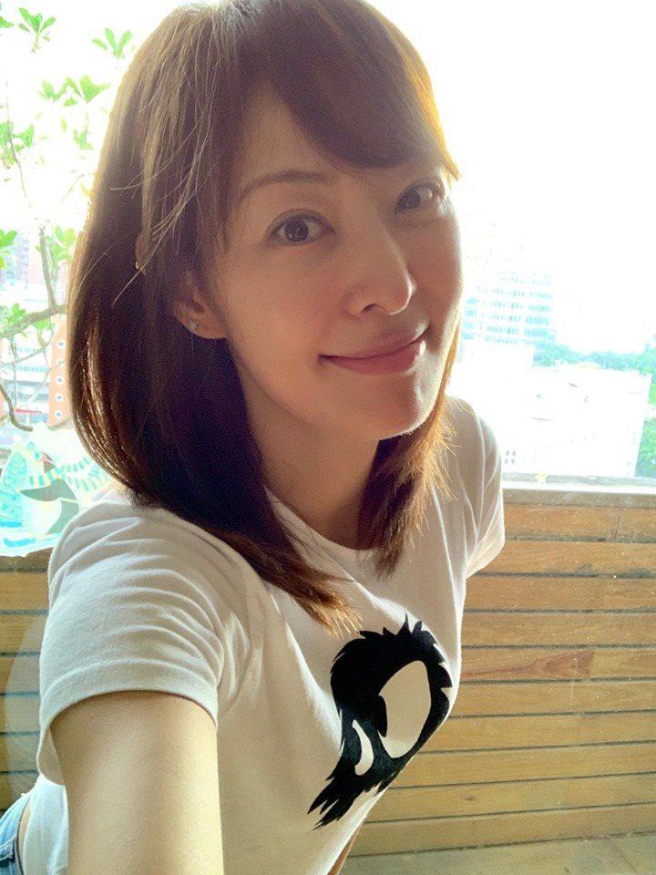 賈永婕的外表和實際年齡有很大落差。圖/摘自臉書