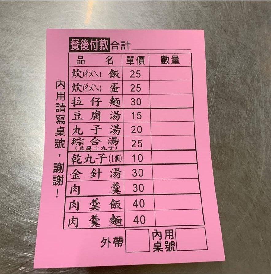 「蕃薯仔炊飯」都賣銅板美食(售價以現場實際公佈為準)。圖/IG @nofoodn...