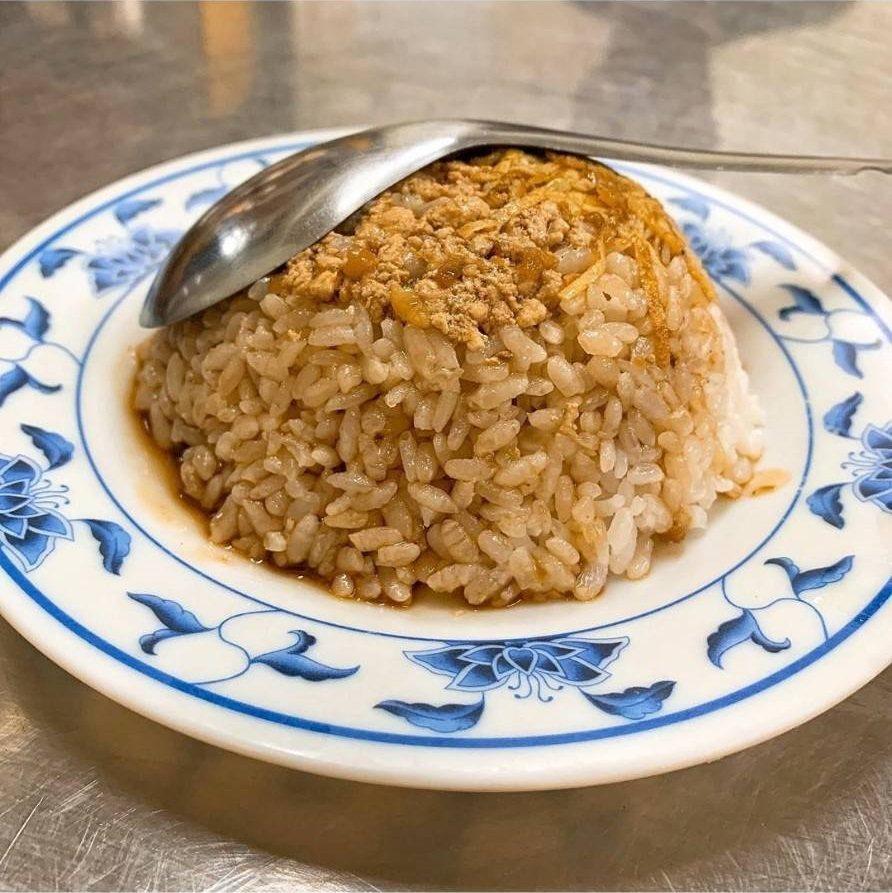 這份簡單的炊飯吃了一次會想念。圖/IG @nofoodnolife030提供