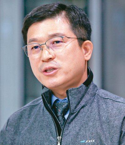 機場鐵道公司工程組長李南馥說,南韓兩年前啟用鐵路無線通信系統,是一種接近4G的技...