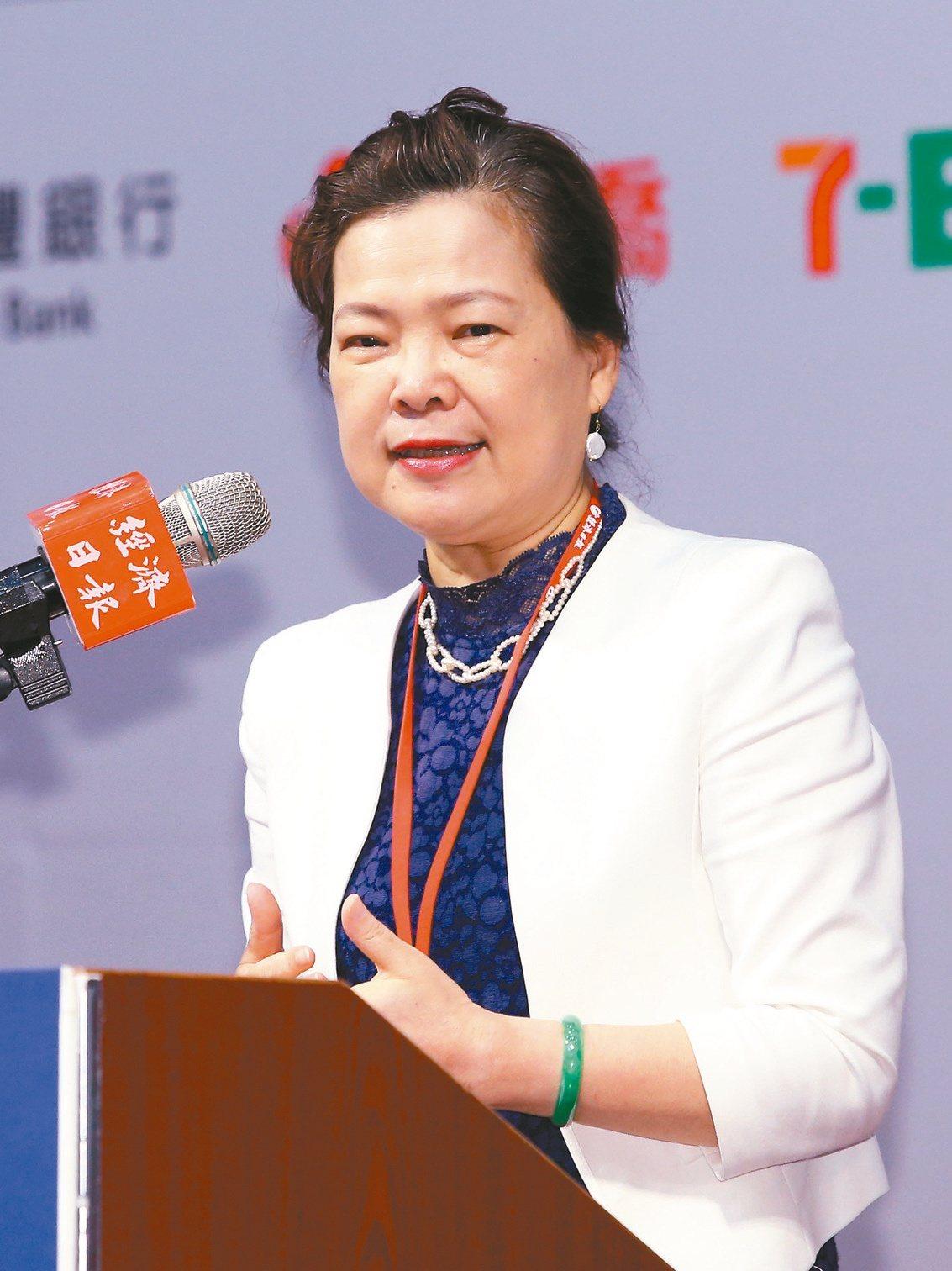 經濟部次長王美花。 圖/聯合報系資料照片