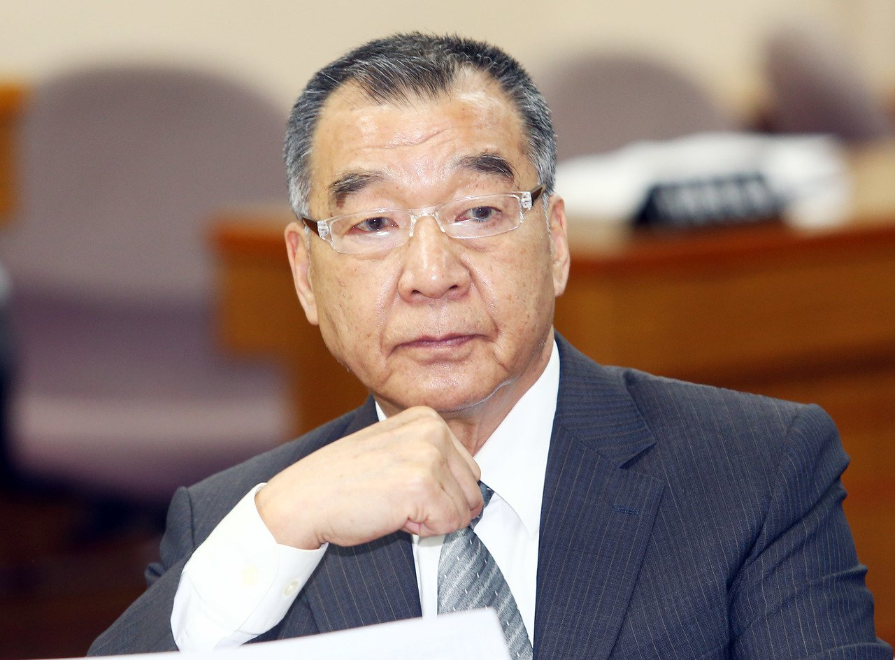 退輔會主委邱國正將接任國安局長。圖/本報系資料照片