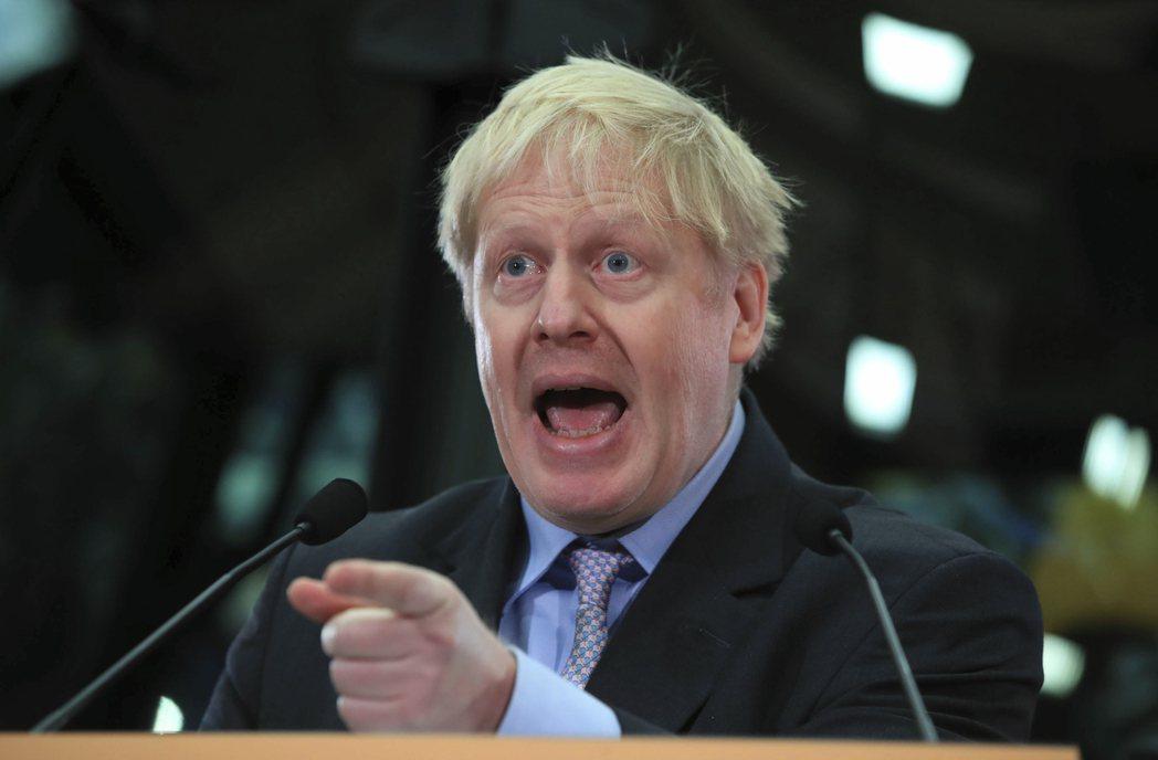 2016年,強森的倫敦市長任期屆滿,剛好碰上脫歐公投,他積極鼓吹投下贊成脫歐票,...
