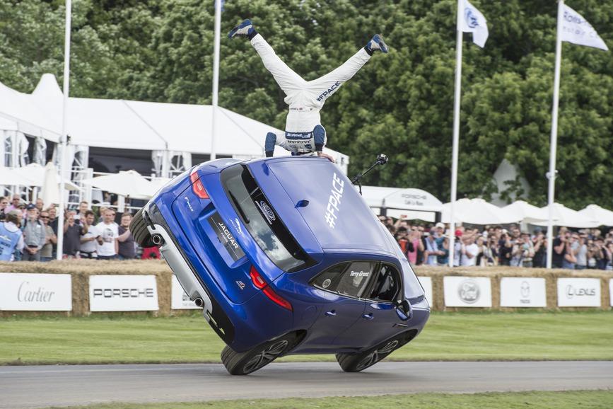 SUV魅力無法擋 除了全新休旅J-Pace,Jaguar A-Pace、B-Pace也有望推出!