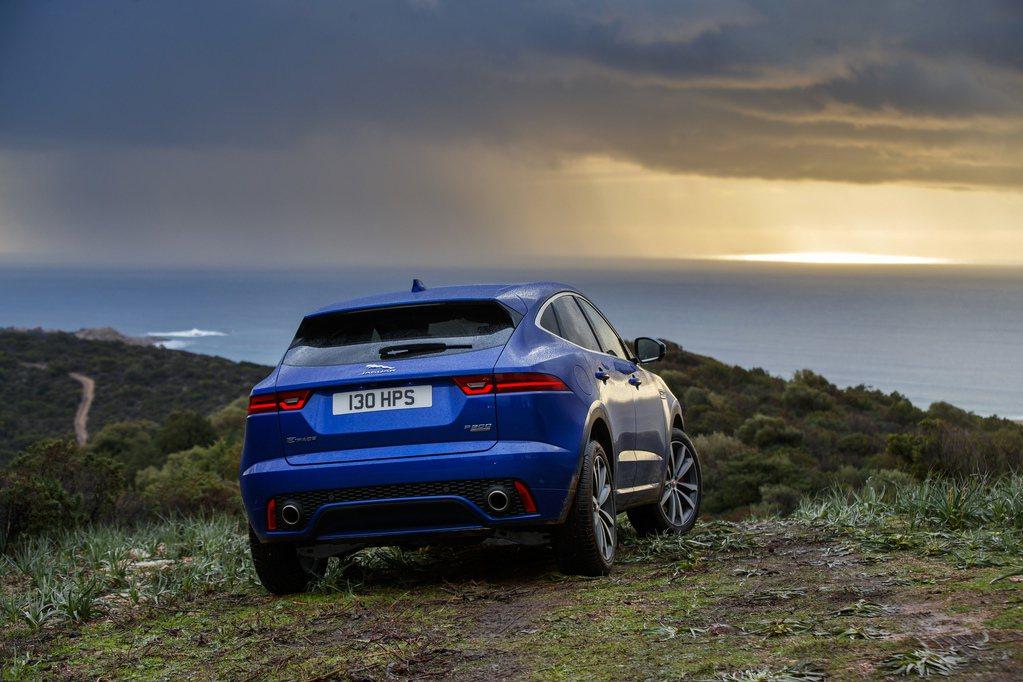 Jaguar也打算推出尺碼比E-Pace小、價格更為親民的全新小型跨界休旅。 摘...