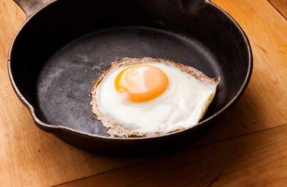 半熟蛋遭奧客刁難。示意圖,非新聞當事者。圖片來源/ingimage