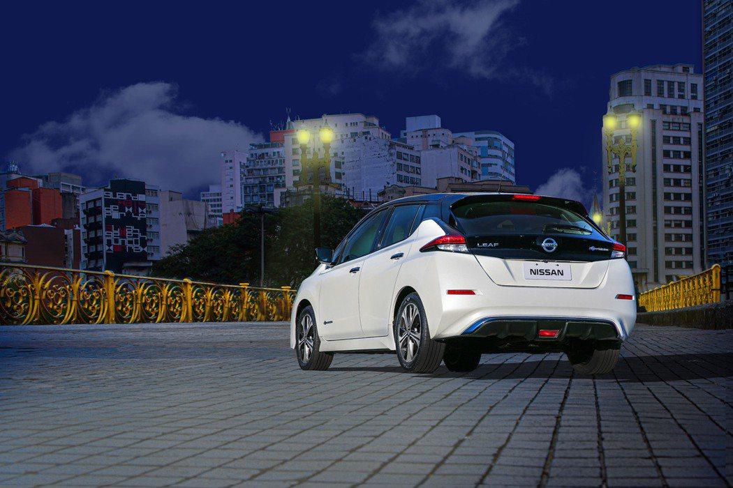 全球最暢銷的電動車Nissan Leaf,目前已經進入了第二代的車型。 摘自Ni...