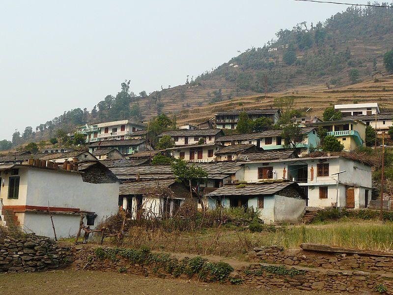 印度北阿坎德邦出現連續三個月都沒有女嬰出生的驚人數據。圖擷自wikimedia ...