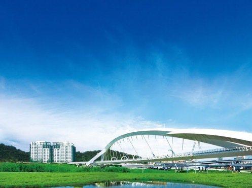「陽光PARK」交通四通八達,便利快速,未來散步10分鐘內可到安坑輕軌K8站(新...