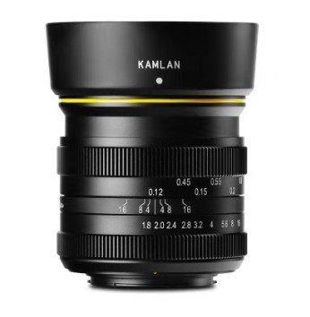 KamLan廣角鏡頭。