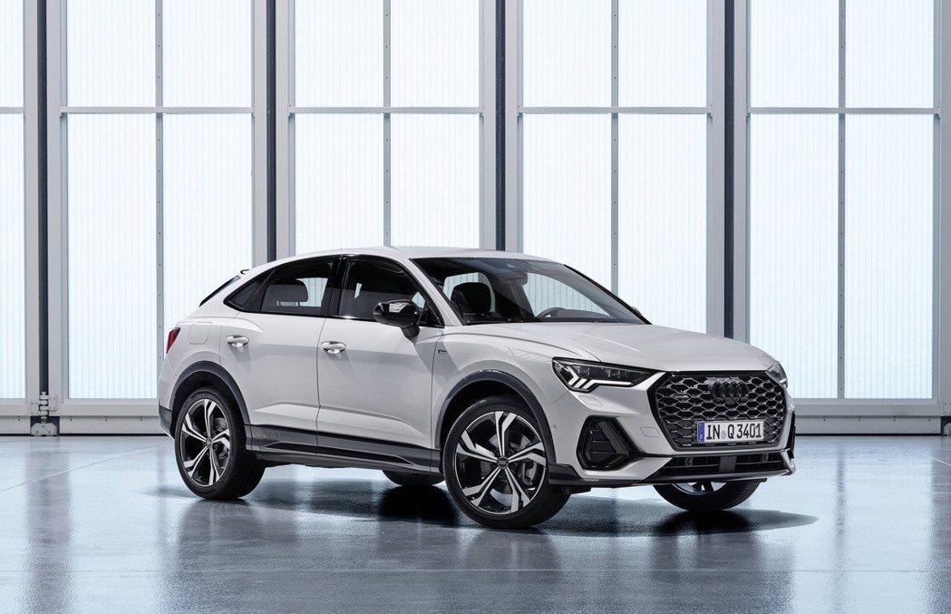 全新Audi Q3 Sportback是繼Q8後的第二款Coupe-SUV。 摘...