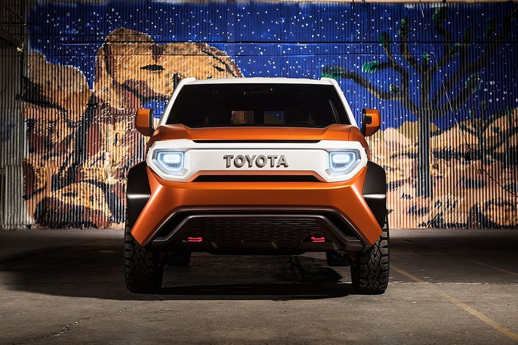 休旅全球銷售火熱,也讓Toyota改變生產策略並新增一款新SUV可選。 圖/To...