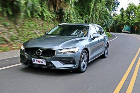 觸動人心的北歐美學 Volvo V60獲評選最佳內裝設計車款