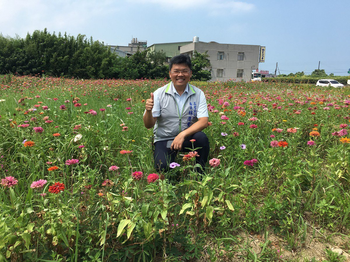 三芝區的門在地主與區公所同仁的巧手改造下,綠美化種下許多花卉,成了三芝的新景點。...