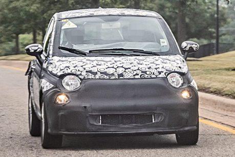 2020小改款Fiat 500e捕獲 會與前代大不相同嗎?