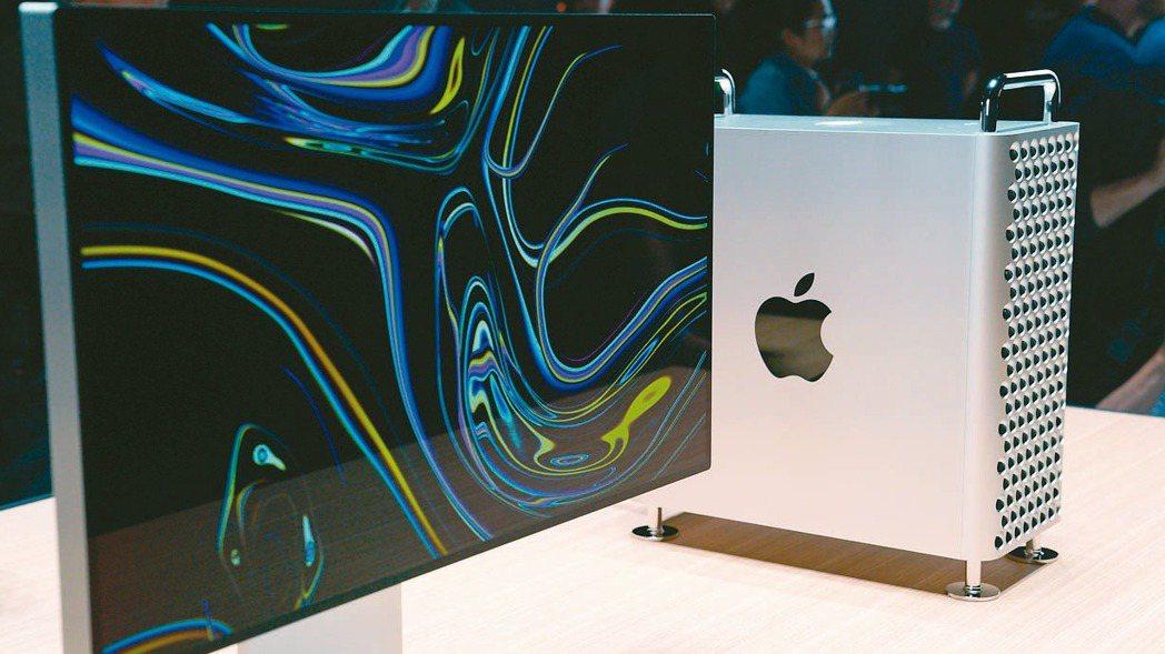 蘋果計劃把Mac Pro產線遷至中國,並申請關稅豁免。  (路透)