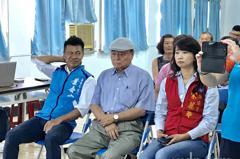 韓家軍橫跨高屏溪 高市前局長葉壽山立委初選勝出