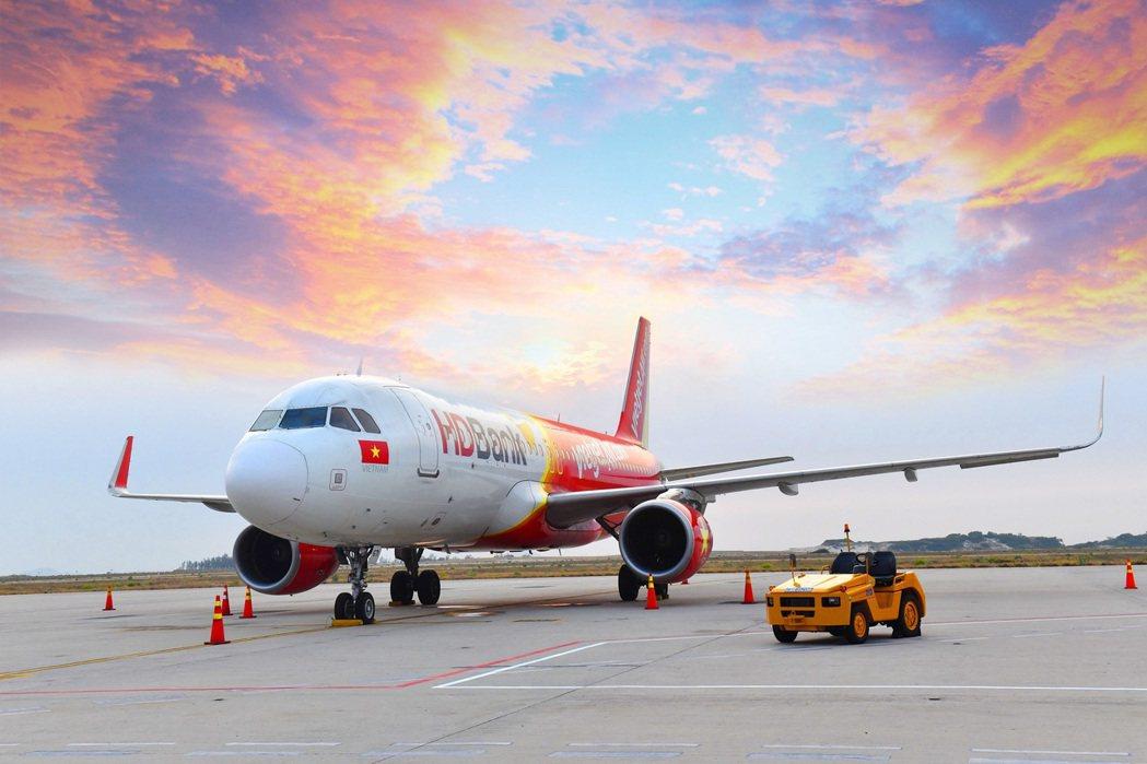 越捷航空歡慶與Google航班(Google Flights)系統合作,即日起自...