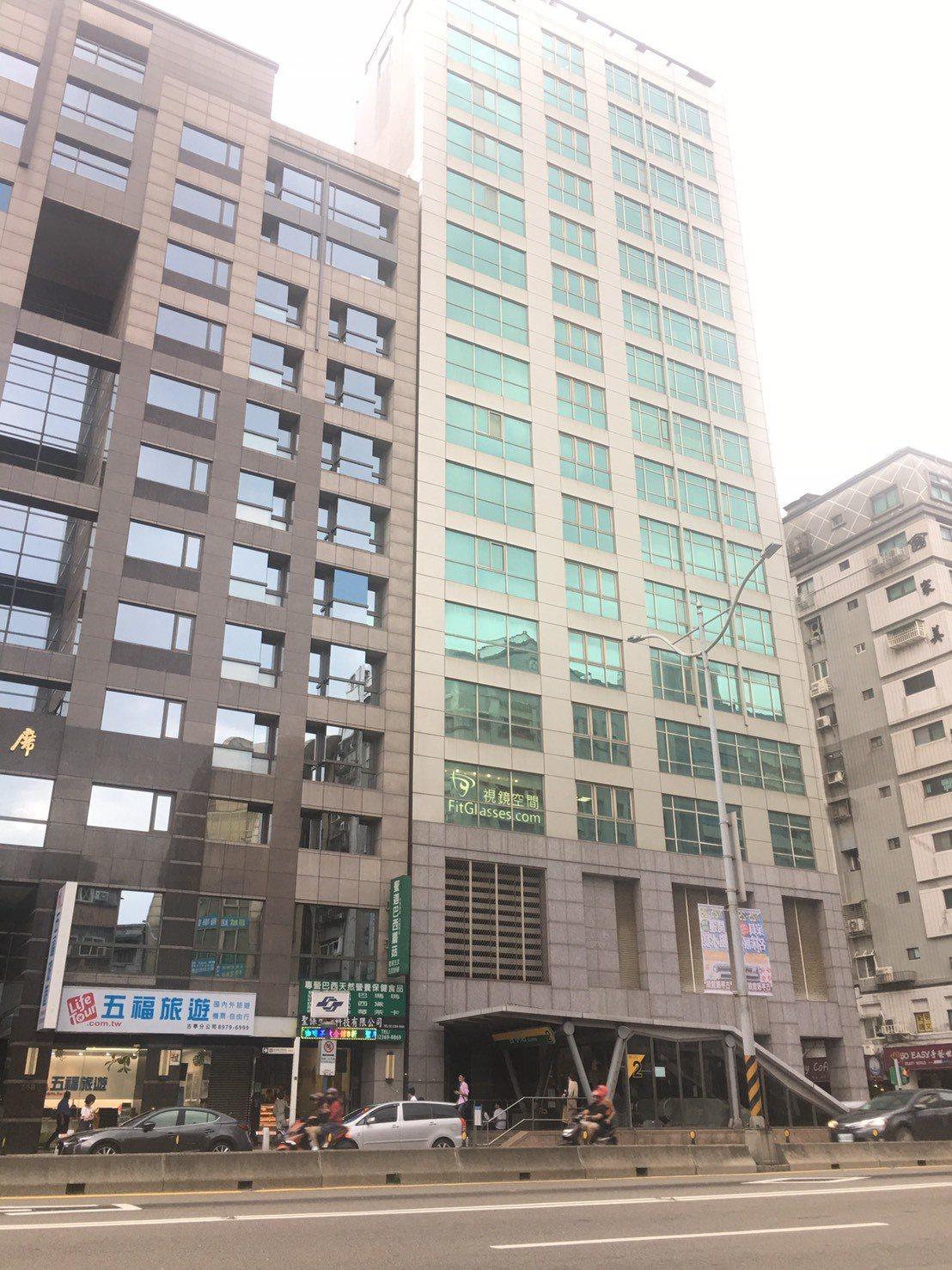喜憨兒福利基金會欲進駐「奧斯町公寓大厦」遭拒。記者魏莨伊/攝影