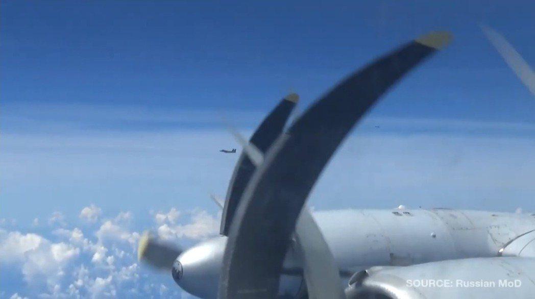 南韓23日指控俄羅斯A-50空中預警機兩度侵入日韓兩國存有主權爭議的獨島(日本稱...