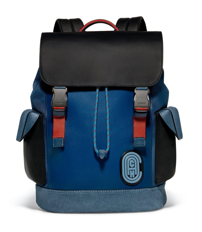 男裝Rivington後背包,售價27,800元。圖/COACH提供