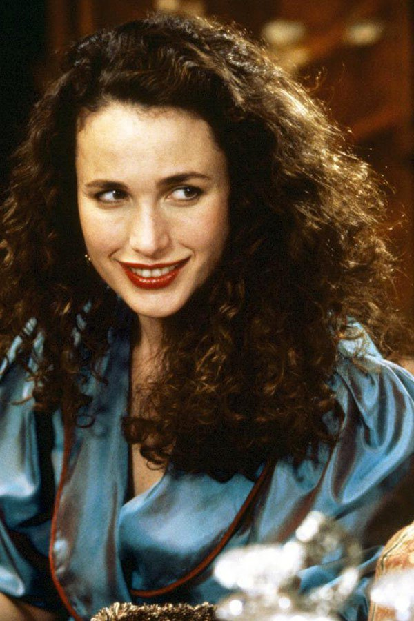 安蒂麥道威爾曾是好萊塢當紅搶手的美女。圖/摘自filmweb